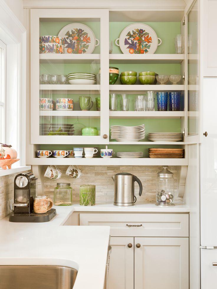 Pretty kitchen design