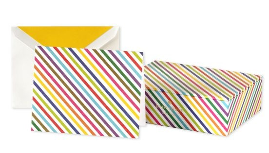#yearofcolor live colorfully stationery gift set from kate spade new york