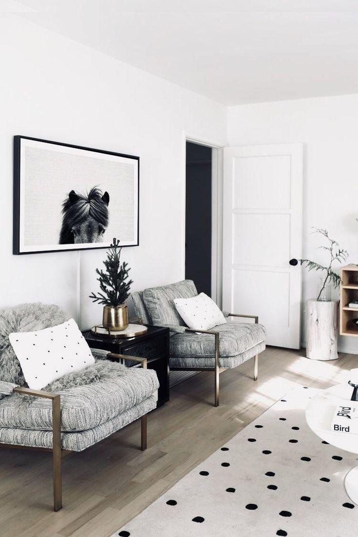 gray interior inspiration #home