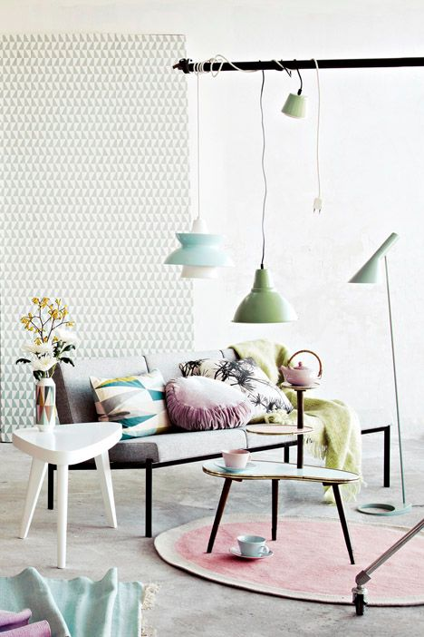 Lovely Pastel Colors // Чудесни пастелни цветове | 79 Idea...