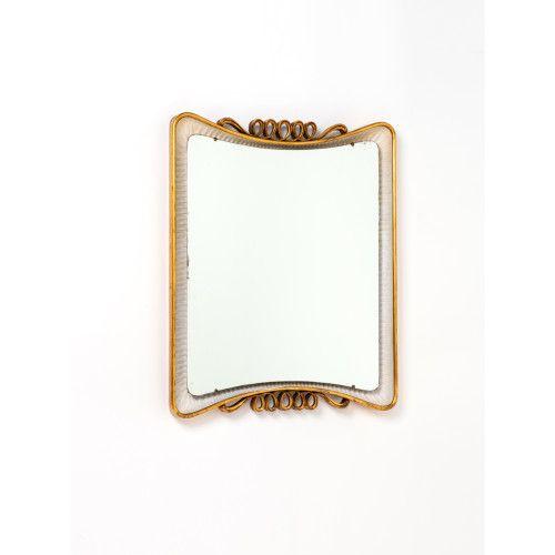 Osvaldo Borsani (1911-1985) Miroir