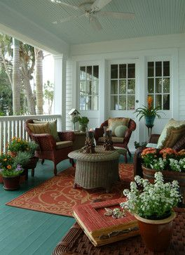 Screened In Porch Ideas Design Ideas, Pictures, Remodel, and Decor - page 46