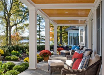 Screened In Porch Ideas Design Ideas, Pictures, Remodel, and Decor - page 45