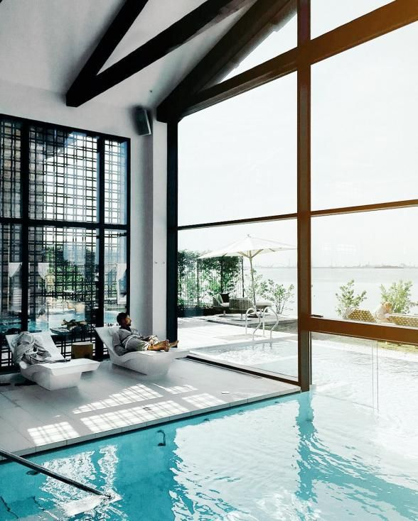 32 Spas to Treat Yourself to Around the World
