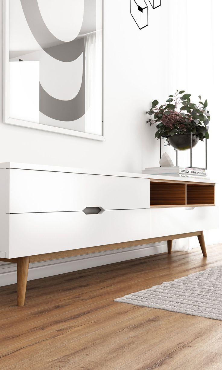 Nilsson TV Stand | Rove Concepts Rove Concepts Mid-Century Furniture