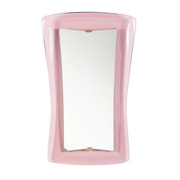 MAX INGRAND (1908-1969) Important miroir Verre et laiton Édition Fontana Arte V...