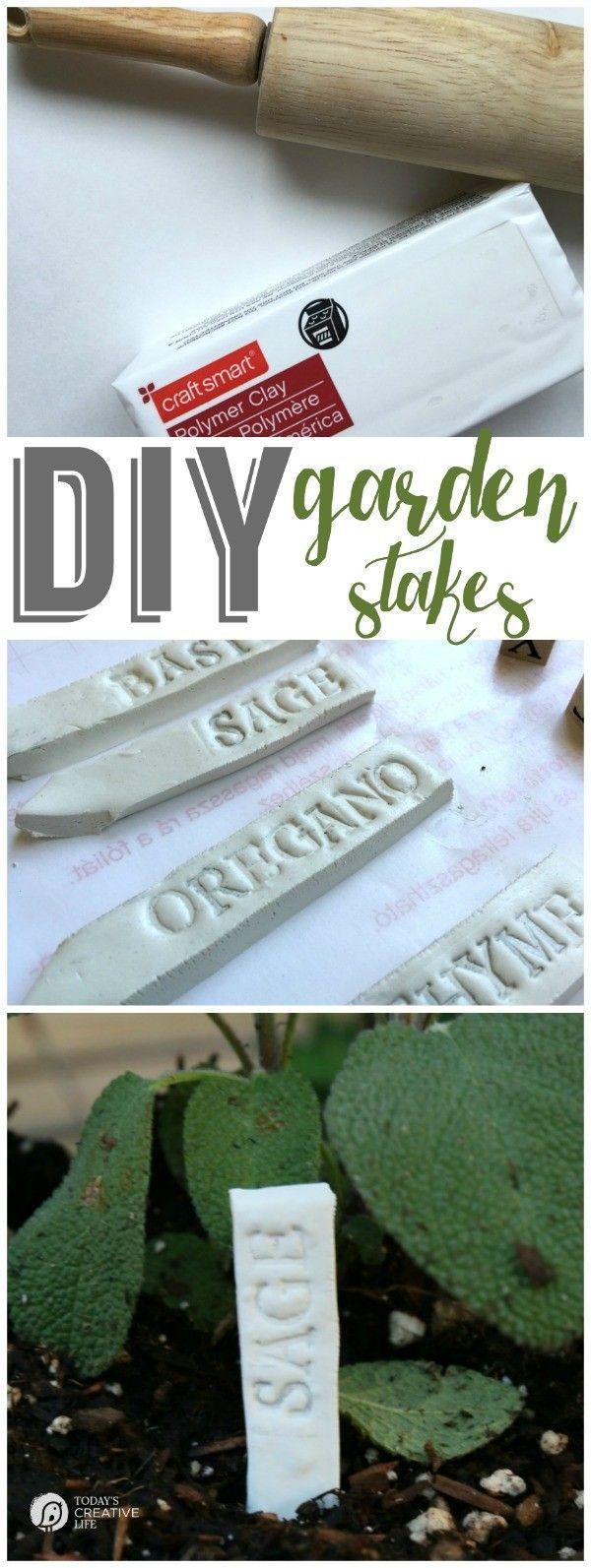 Planting an Herb Garden DIY