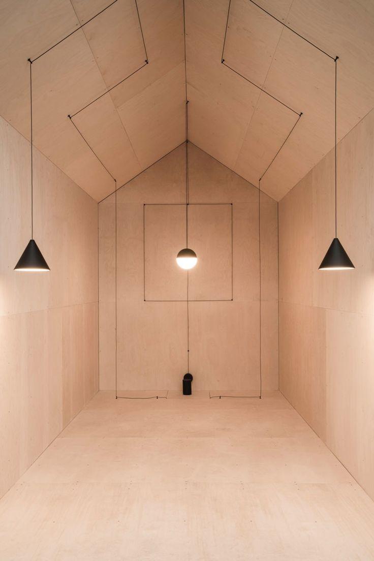 Inside Denmark's New Flos and Brdr. Krüger Showrooms by OEO Studio