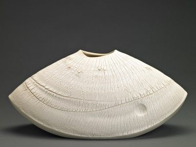 Matthew Allison -  Ikebana Bell Form, Throw