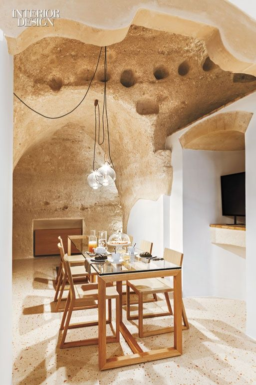 Manca Studio's La Dimora di Metello Hotel Puts Matera, Italy on the Map