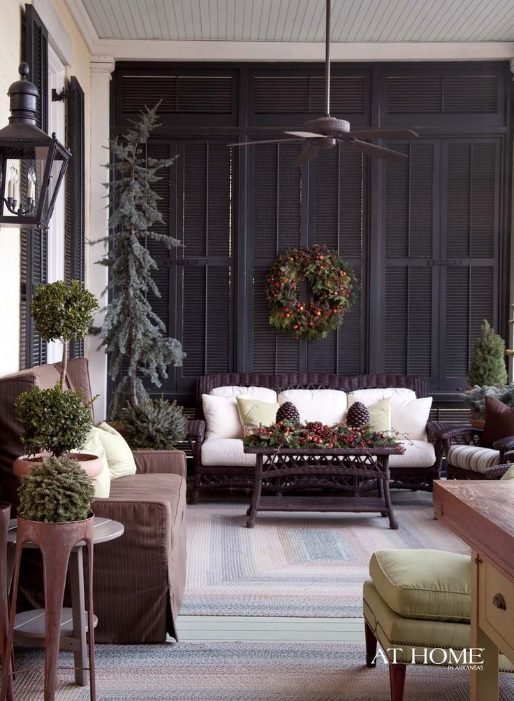 P. Allen Smith's Moss Mountain Farm, Photographed by Nancy Nolan for A T Home in...