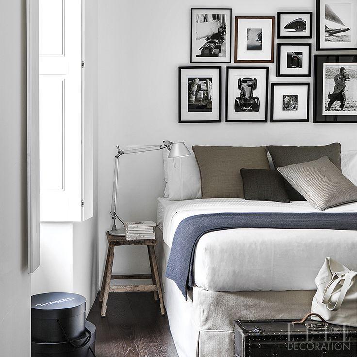 Bedroom design inspiration & decoration ideas