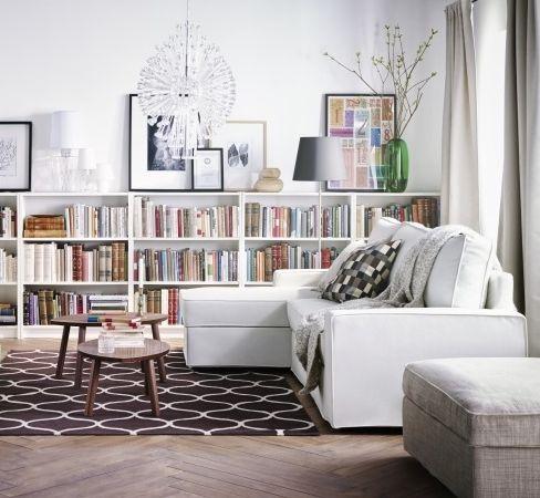 BILLY Bookcase - white