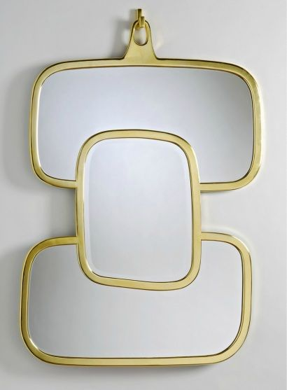 Hubert le Gall | Nougat Mirror -pinned by www.auntbucky.com #home