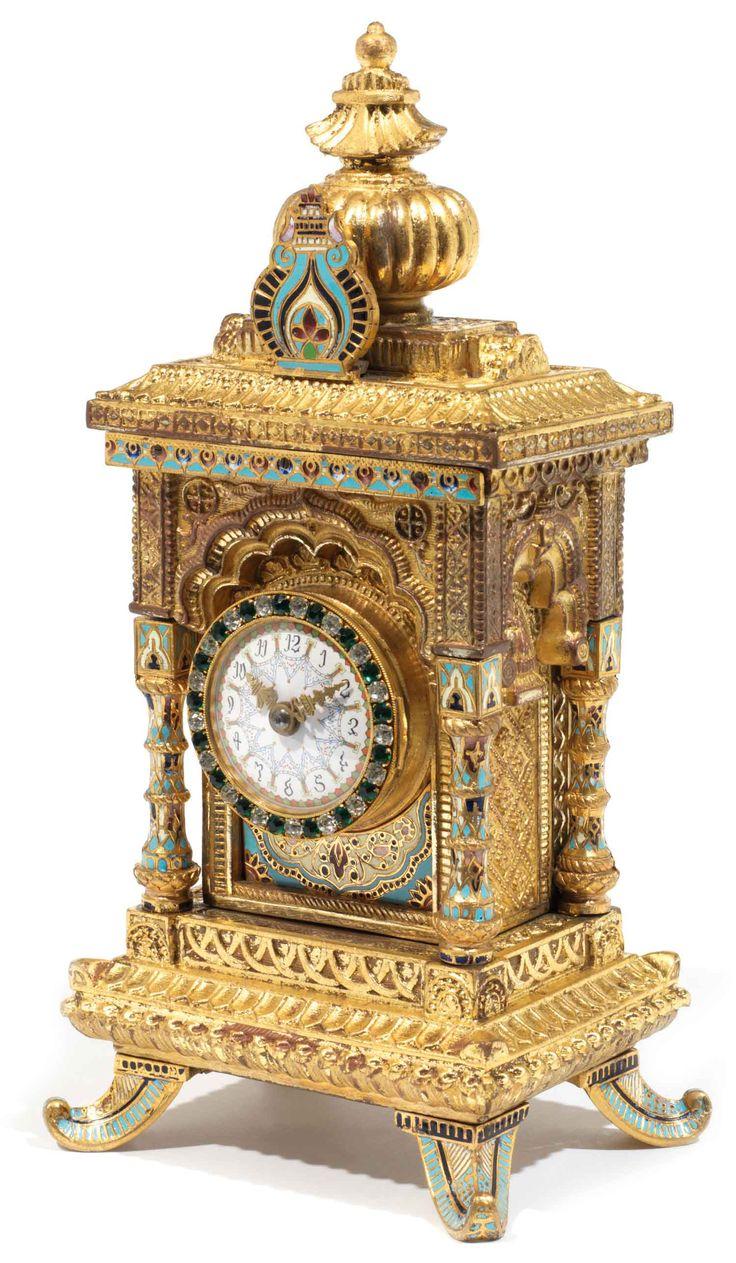 Antiguidade - Relógio de mesa.