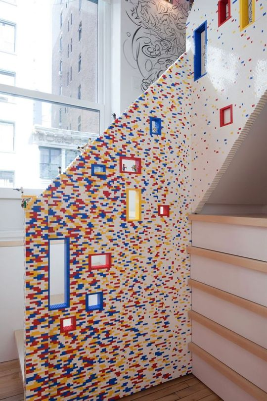 Creative Ways to Use LEGO in Real-Life Homes