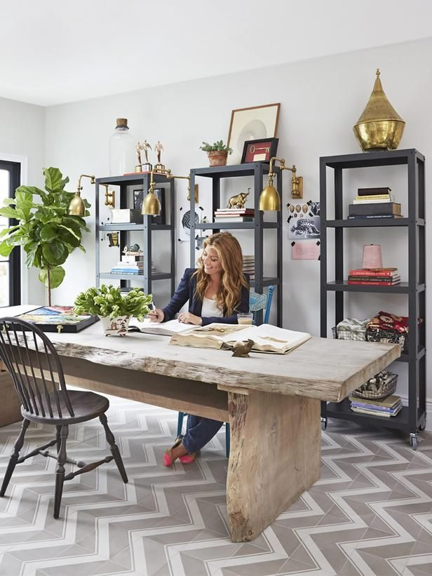 Decor Hacks Genevieve Gorder S Big Renovation On Hgtv Love This Room Obsessed With Her D Decor Object Your Daily Dose Of Best Home Decorating Ideas Interior Design Inspiration