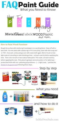 How-to-Paint-Anything!-Step-by-step-instructions-with-photos-of-the-products-to-...