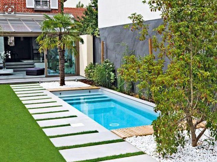 A imagem pode conter: piscina, planta, árvore e ar livre #Exteriores
