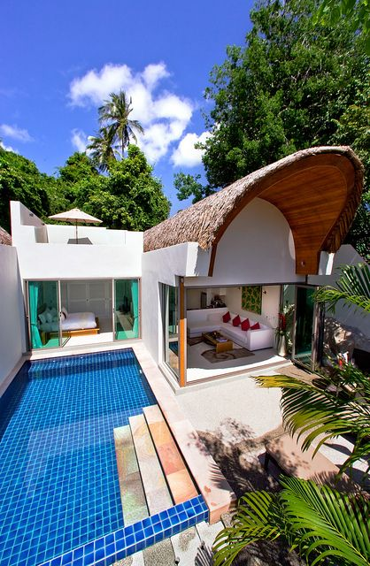 Beach Republic - One Bedroom Modern Villa with Pool