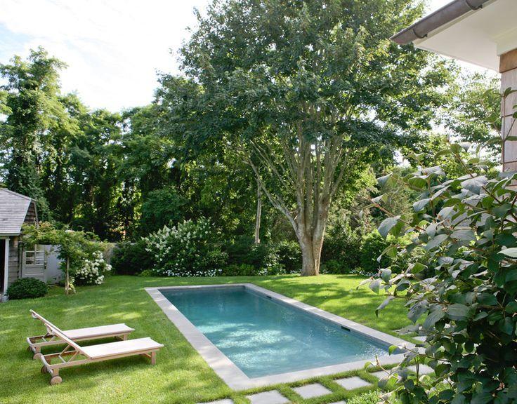 beautiful small pool