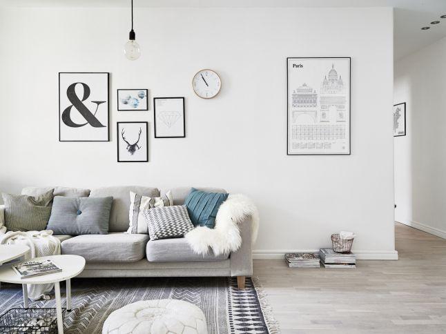 Comment décorer en noir et blanc sans tomber dans le minimalisme froid