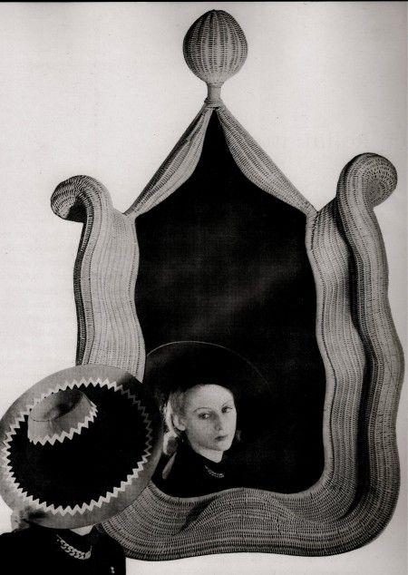 Serge Roche Mirror