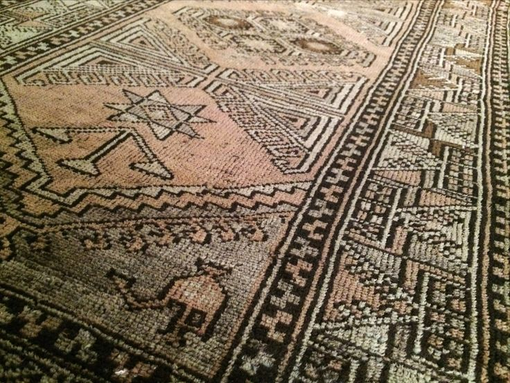 A vintage rug is steeped in character and charm. It adds drama at your feet and...