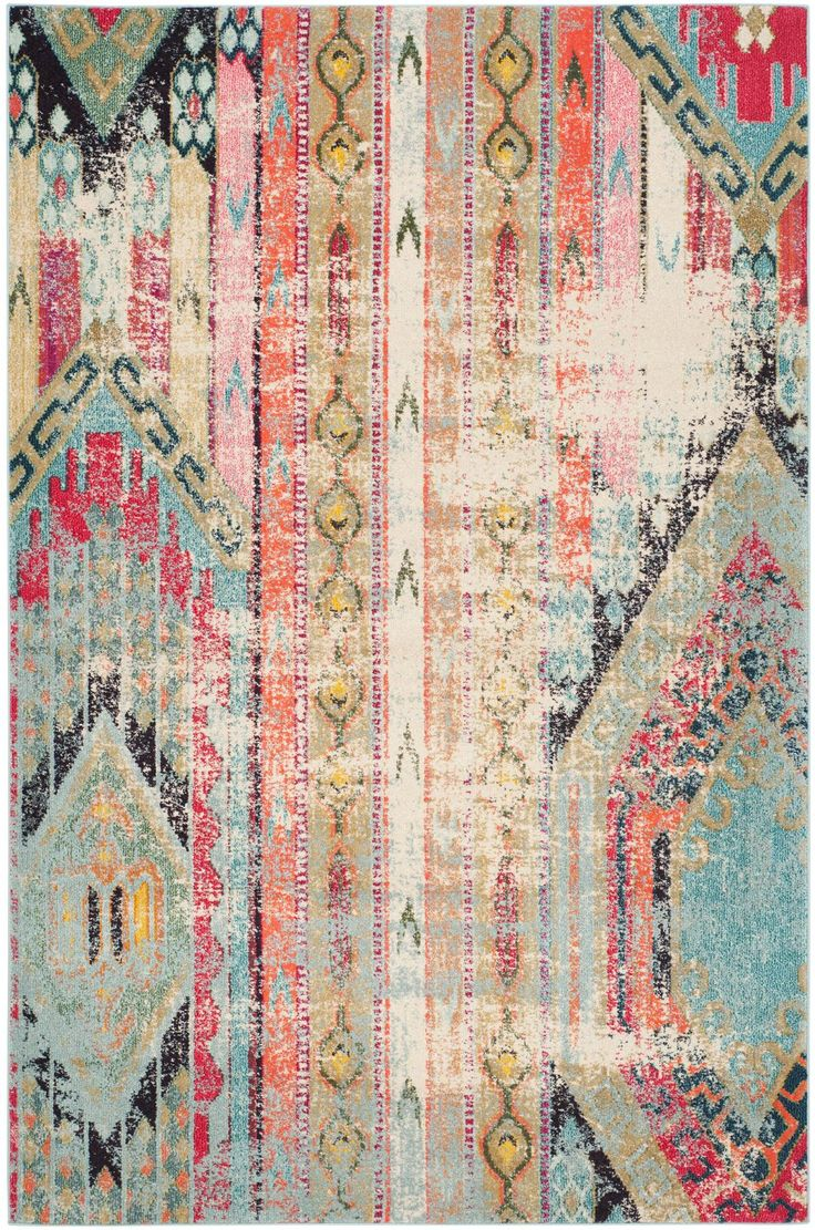 Rug MNC222F - Monaco Area Rugs by Safavieh