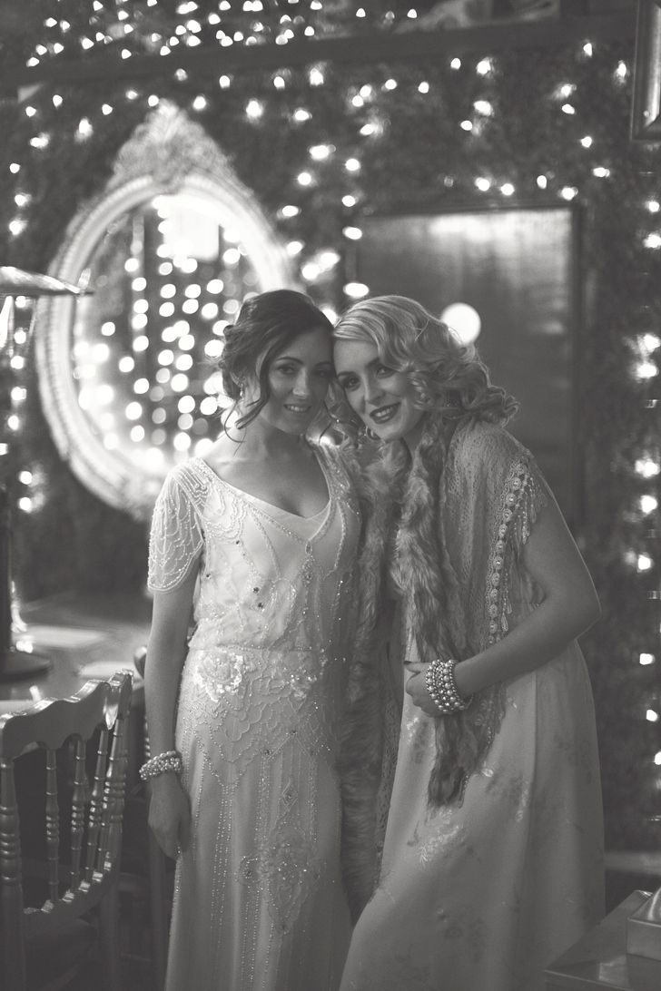A 1920s Wedding At The Most Fabulous Cabaret Club
