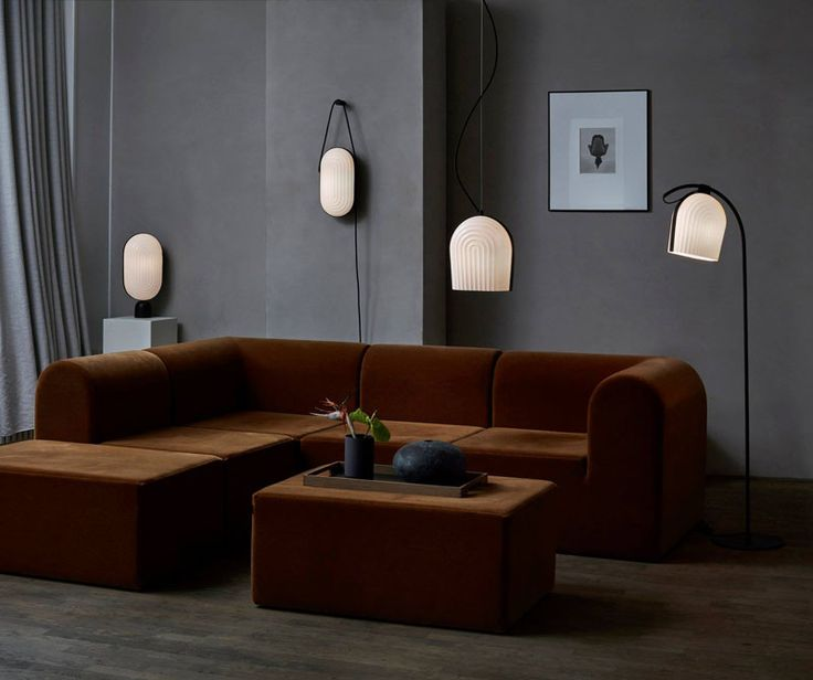 The ARC Lighting Collection Takes Inspiration From Architectural Details