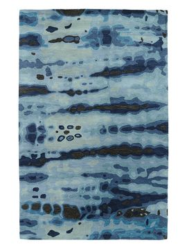 Brushstrokes Hand-Tufted Rug from Patterned Rugs on Gilt