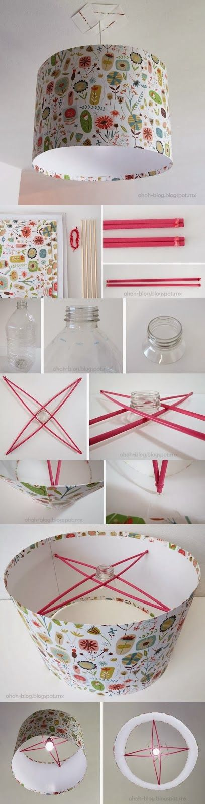 Do It Yourself: Lampshade Tutorials