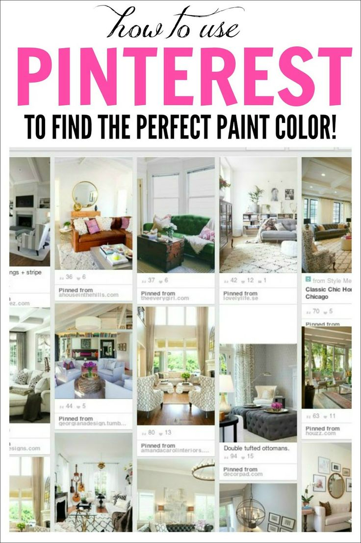 How To Choose a Paint Color: 10 tips to help you decide. This is SO good to know...