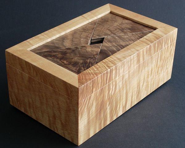 Secret locking box