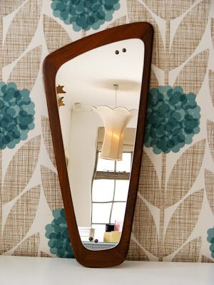 Love to have a mirror like this one!