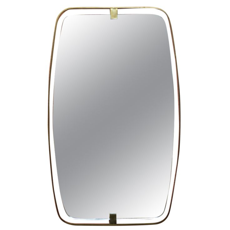 Mirror by Max Ingrand for Fontana Arte | From a unique collection of antique and...