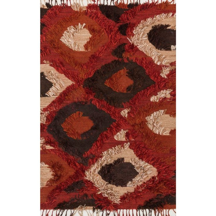 Loloi Justina Blakeney Fable Rug - Spice