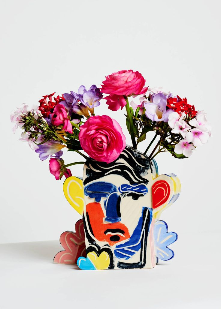 John Booth | Colourful Ceramics in London