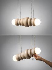 Bulbous Is A Modern Take On Wood-Turned Design