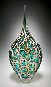 David Patchen Glass Artist | Artful Home