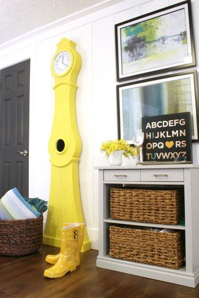 How to Make a Clock {Remodelaholic} - The Inspired Room