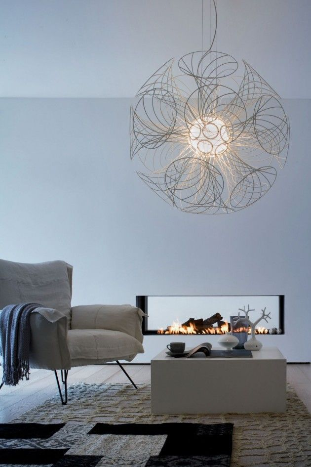 The Vita Lamp by Brian Rasmussen for Lucente