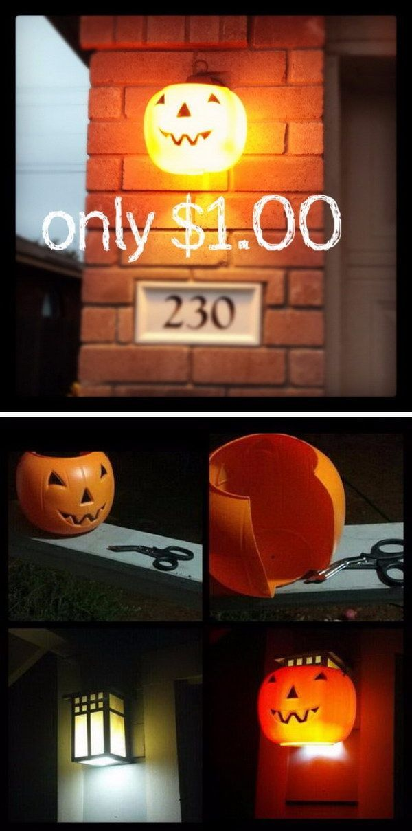 20+ Fun and Easy DIY Halloween Decorating Projects