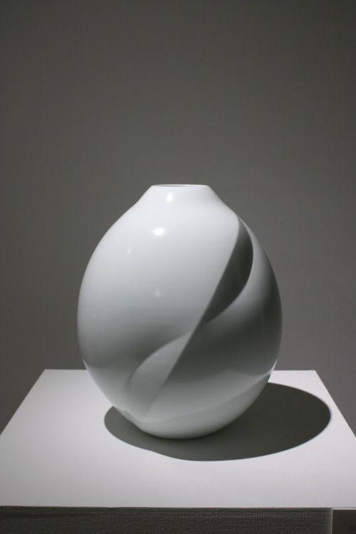 Harumi Nakashima and Akihiro Maeta at Gallery VOICE, Tajimi, JapanSeptember 11 -...