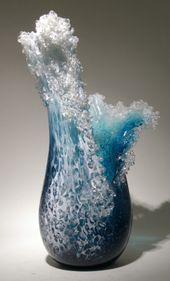 Wave Bowl by Paul DeSomma and Mrsha Blaker