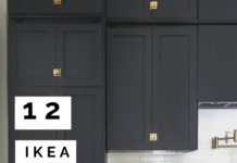 12 Gorgeous Ikea Kitchens (With and Without Hacks)