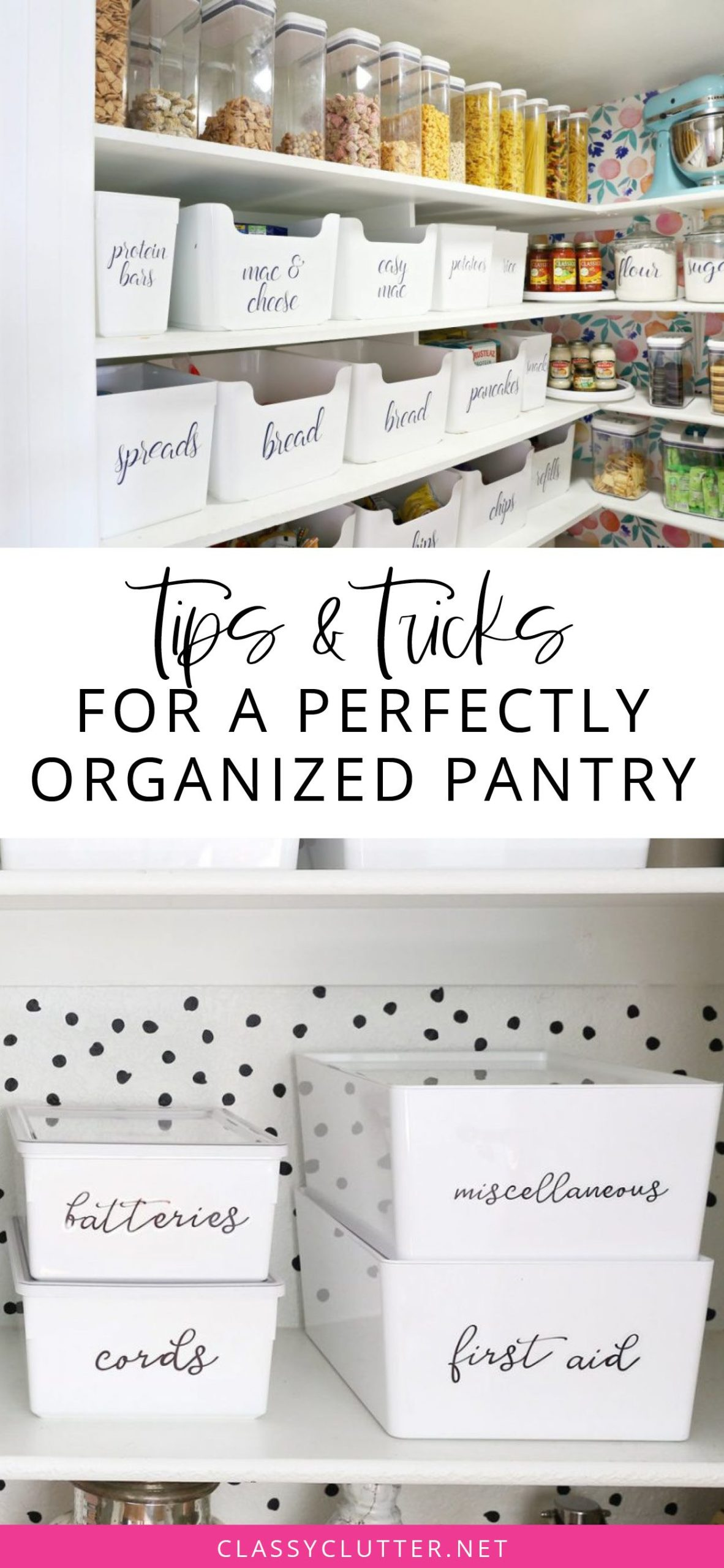 Ikea Kitchen Organization Tips Tricks For A Perfectly Organized Pantry Decor Object Your Daily Dose Of Best Home Decorating Ideas Interior Design Inspiration