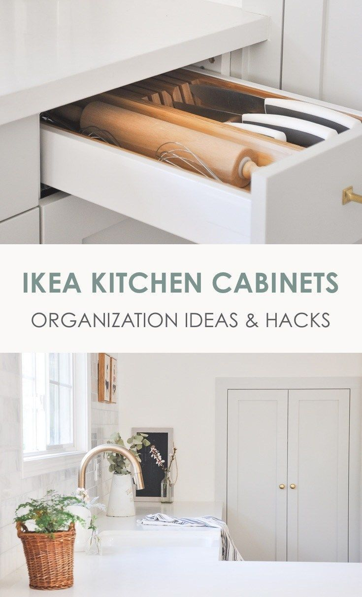 ikea kitchen cabinets reviews  IKEA Kitchen Organization Ideas ...