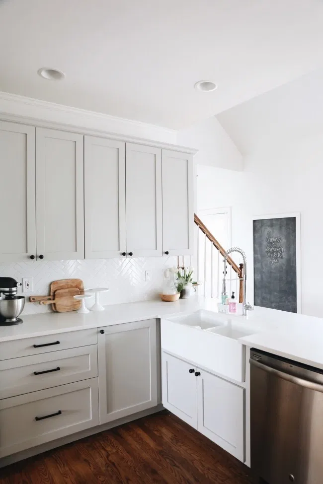 Thinking of Doing an IKEA Kitchen? My Pros and Cons List